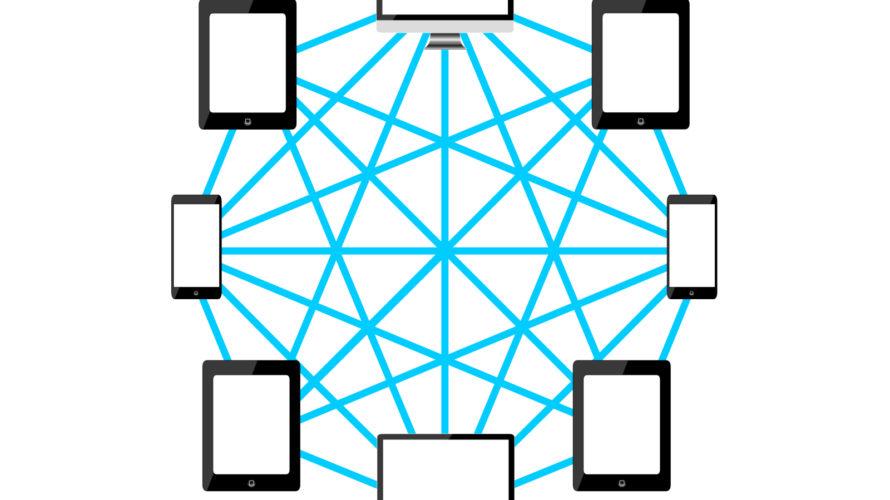 サラリーマンのネット副業|将来的には分散化がマスト